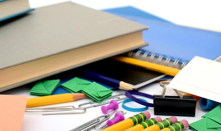 Materiale per ufficio articoli per l 39 ufficio fornitura for Materiale per ufficio